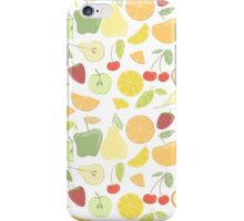 juicy fruit iPhone Case/Skin