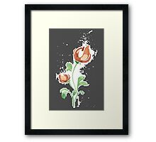 flowers. roses. flower happiness Framed Print