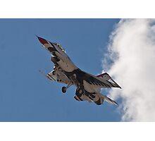 USAF Thunderbird #6 Returns Photographic Print