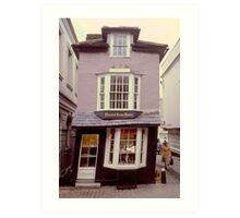 Crooked House, Windsor, UK. Art Print