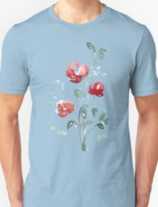 flowers. roses. flower happiness Unisex T-Shirt