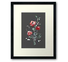 flowers. roses. flower happiness Framed Print