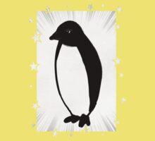 Penguin Superstar Baby Tee