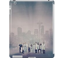 Grey's Anatomy Seattle iPad Case/Skin
