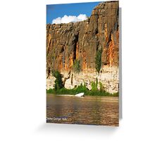 The Gorge Greeting Card