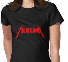 Mexicana Womens Fitted T-Shirt