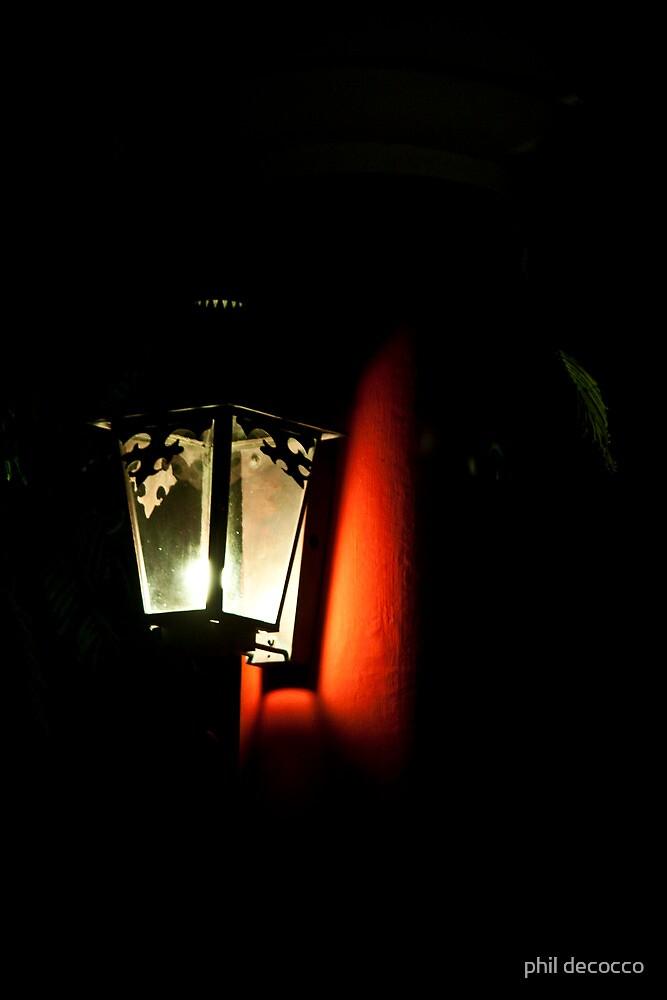 Romantic Lighting by phil decocco