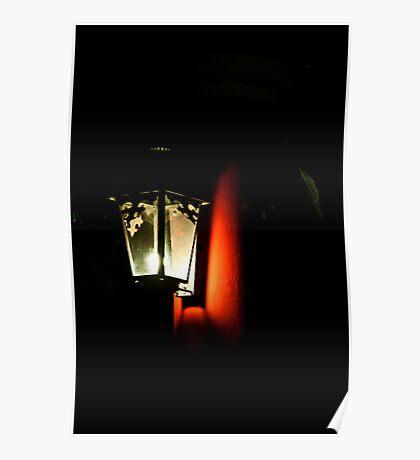 Romantic Lighting Poster