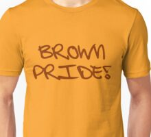 Brown Pride Unisex T-Shirt