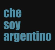 che soy argentino by LatinoTime