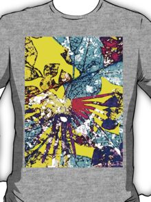 Abstract Multicolor Background T-Shirt