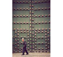 Big Old Doors Photographic Print