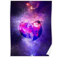 WuTang Galaxy Poster