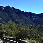 Mountains of Scottsdale by amybrookman