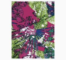 Abstract Multicolor Background Kids Clothes