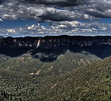 Govetts Leap Lookout | Grose Valley | Blue Mountains Australia by DavidIori