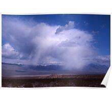 Desert Storms Poster