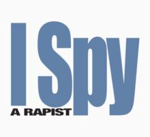 Cosby - I Spy (an alleged) Rapist by Call-me-dickie