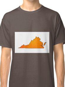 Virginia Orange Classic T-Shirt
