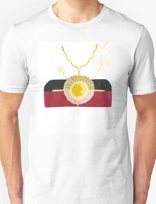 Australia's Indigenous Flag Expanding T-Shirt