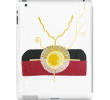 Australia's Indigenous Flag Expanding iPad Case/Skin