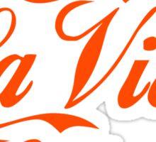 La Vida Latina Sticker