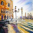 Venice Shadows by Shirlroma