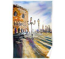 Venice Shadows Poster