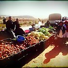 Beautiful Algeria - Village Market by ShadowDancer