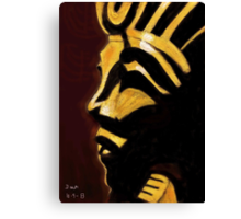 King Tut Canvas Print