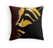 King Tut Throw Pillow