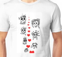 Skellie Love Unisex T-Shirt