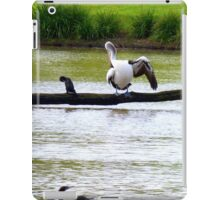 Watch carefully, you put one wing up and you shake it all about ---- iPad Case/Skin