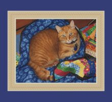 Dropped Quilt ~ Cat Opportunity! T-Shirt