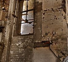 Portland Cement Works Interior by Dianne English