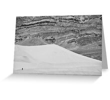 Death Valley 1/5 Greeting Card
