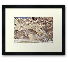 Death Valley 4/5 Framed Print