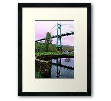 St. Johns Framed Print
