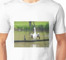 See , easy ,that's what it's all about!  Unisex T-Shirt