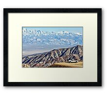 Death Valley 5/5 Framed Print