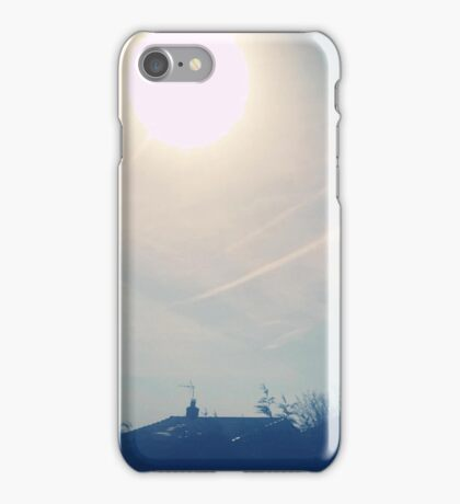 The Light Rays of Spring iPhone Case/Skin