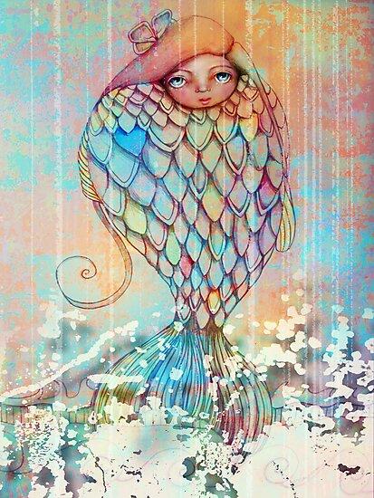 Metamorfishes by © Karin Taylor