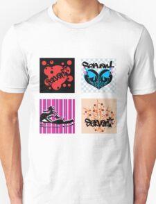 4 design servant T-Shirt
