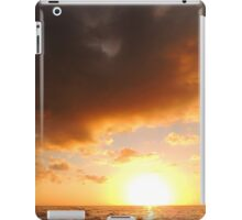 Early Sail iPad Case/Skin