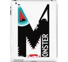 ~ Monster' iPad Case/Skin