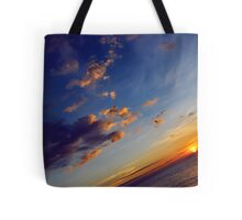 From End To End Tote Bag
