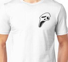Ghostface Black Unisex T-Shirt