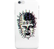 Psychedelic Pinhead  iPhone Case/Skin