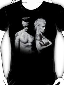 Ninja & Yolandi B&W T-Shirt
