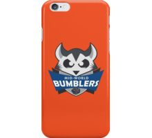 The Mid-World Bumblers  iPhone Case/Skin